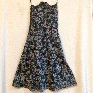 🆕 J. Crew flower print dress